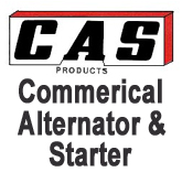 Commerical Alternator & Starter